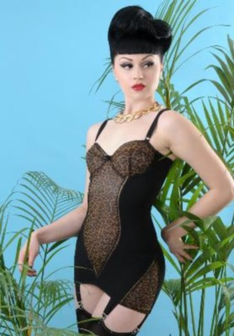 What Katie Did L3013 corselet